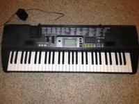 Selling used casio CTK-710 for $70 cash only. Text me