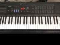 CASIO CTK-530 61 Key Electronic Keyboard--MIDI Comp.