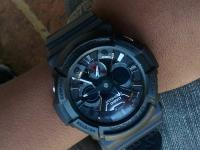 I have a like new g- shock watch for sale! The watch is