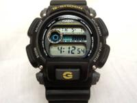 This product up for sale is the Casio G-Shock