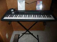 "CASIO CT-650, 36-key Keyboard Includes ""Tone Bank"""