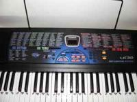 Nice Casio Keyboard. It is loaded with features, too