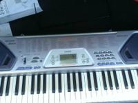 Hello, I am selling a Casio CTK-491 61-Key Portable
