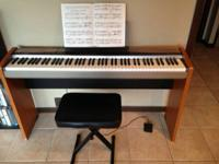 Casio Privia Digital Stage Piano for sale. Excellent