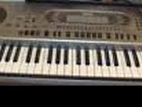 Casio WK-1800 76-Key Full-Size Midi Musical Keyboard