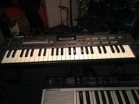 VINTAGE Casio CZ-101 Synthesizer. Functions perfectly.