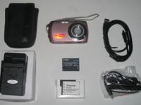This digital camera is in excellent condition and