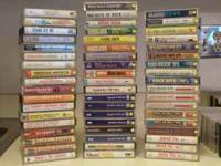 - 220 cassette tapes collection. Asking $0.50 - $1