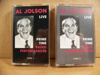 A large variety of tapes in perfect condition. Here are
