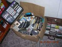 I have over 300 cassettes available of various music