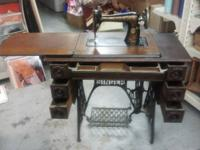 i have this very nice singer sewing machine with its