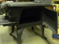 Made by The Foster Stove Company, Ironton, Ohio in the