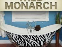 The Monarch is one of our most romantic and relaxing
