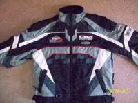Castle Racing Jacket. CR2 07 Series. I am asking $75