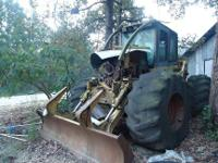 Cat 525 skidder for parts  i have a cat 525 for parts