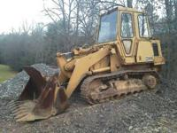 It an early 80's 943 Cat track loader, has around 4000