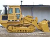 1993 CAT 953B. Enclosed Cab, A/C, Good Undercarriage,