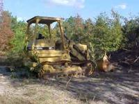 This is a 1974 cat. track loader. I bought it a few
