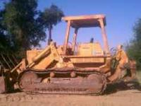 Tractor - Caterpillar 977L Track Loader -
