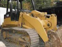 SELLING MY 1998 CAT 953C LOADER I HAVE BEEN THE OWNER