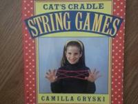 I have up for sale, a book of string games called,