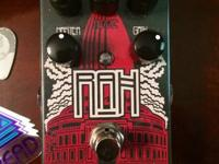This is a really wonderful drive pedal that does the