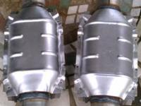 "2 Walker Catalytic Converters for sale  13.5"" long"