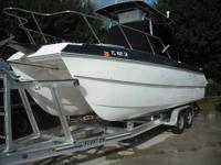 VERY GOOD CONDITION 2000 MODEL 24' SPORTCAT / SEACAT