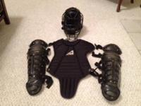 Catcher's equipment for sale.  Location: Auburn,