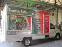 Mobile Kitchen On Wheels the perfect catering truck to