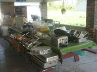 Catering Supplies. Serves up to 250 people. 5 chafers,