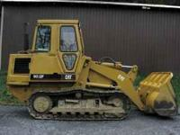 1988 943 LGP track loader 5715 hrs good undercarriage