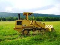 Cat 953 LGP track loader, 90% UC, 12,600 hours, rebuilt