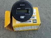 CATERPILLAR KIT-SERVICE METER 3017292 This site and all
