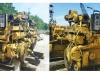 FOR SALE Two D399TA Caterpillar marine engines LISTING