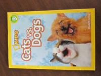Cats vs. Dogs is an extremely detailed book about these