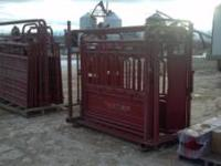 Tarter cattle handling equipment on sale thru February