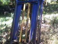 I have a cattle head gate for sale. 75 dollars. Please