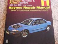 New, never used. Haynes Repair Manual for Chevrolet
