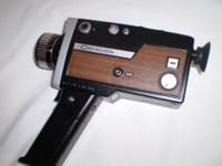 This is a Cavalier Super 8 Cartridge movie camera made