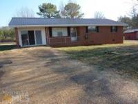 Fantastic 3 Bedroom 1 Bath Brick Home On 2 Plus Acres