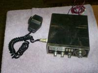 CB Radio ..  with antennae  & wires ...    asking $10