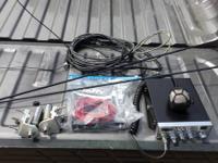 Cb radio configuration in excellent condition, dual