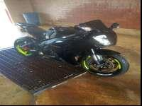 2009 cbr 1000, akropovic exhaust, asv levers, hid
