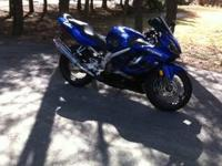 I have a 2006 CBR F4i for sale 8467 miles. Very fast