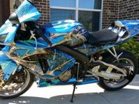 "CBR600RR ""The Resurrection"". Clean Title1000 Mileage"