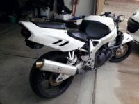 Honda Fireblade CBR900RR 1997. TEXT D 6029216080 Drives