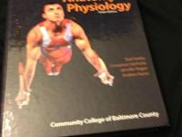 CCBC edition seeley's anatomy and physiology. Some