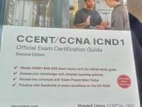 ISBN 1587201828.  CCENT/CCNA ICND1 Official Exam