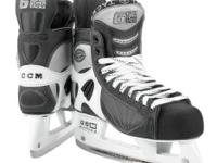 For sale is a pair of size 7 CCM Powerline 550 ice